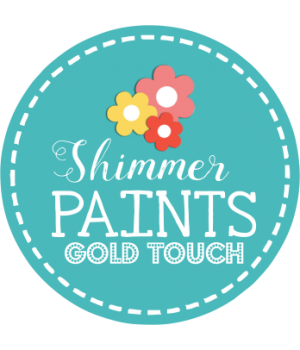 SHIMMER PAINTS-GOLD TOUCH