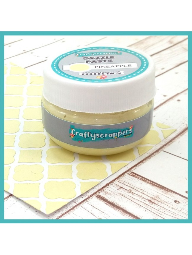 Dazzle Texture Paste-PINEAPPLE