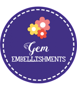 Gem embellishments