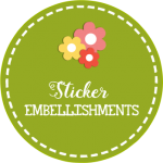 Sticker embellishments (0)