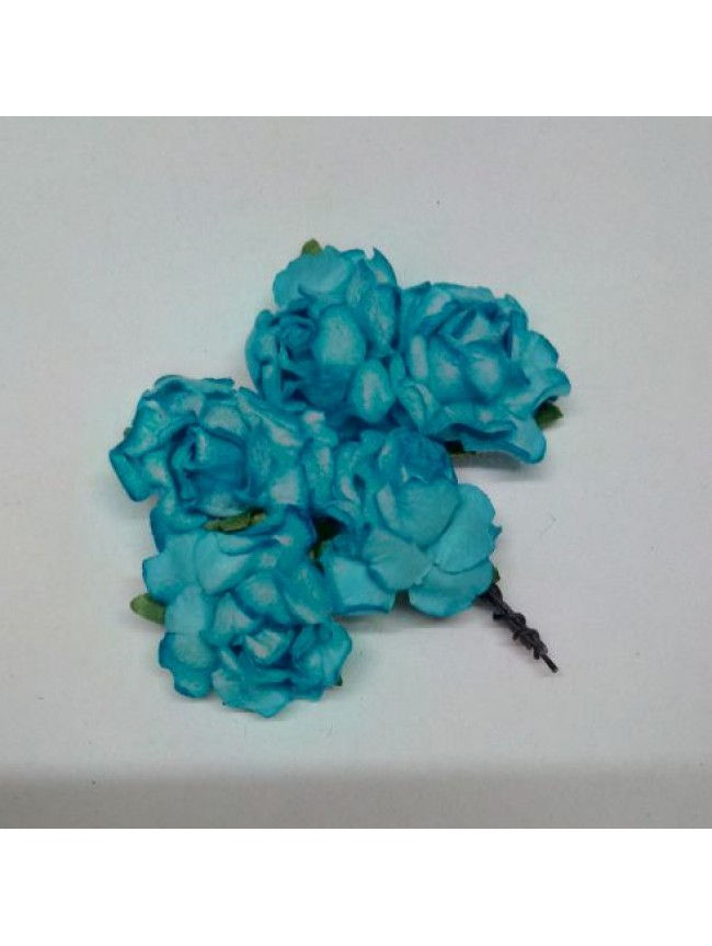 Mulberry Swan Roses-CHUNKY BLUE