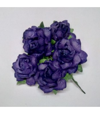 Mulberry Swan Roses-PURPLE