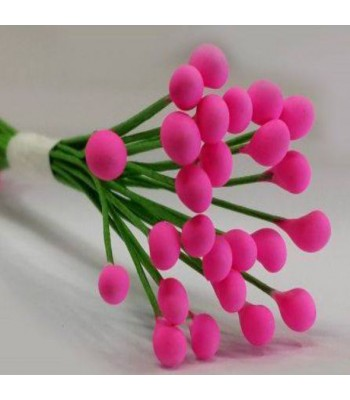 Wire Pollens Long-PINK