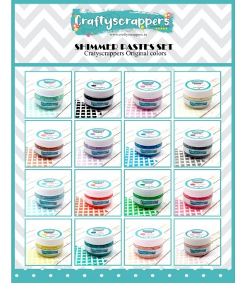 SHIMMER PASTE SET-ORIGINALS