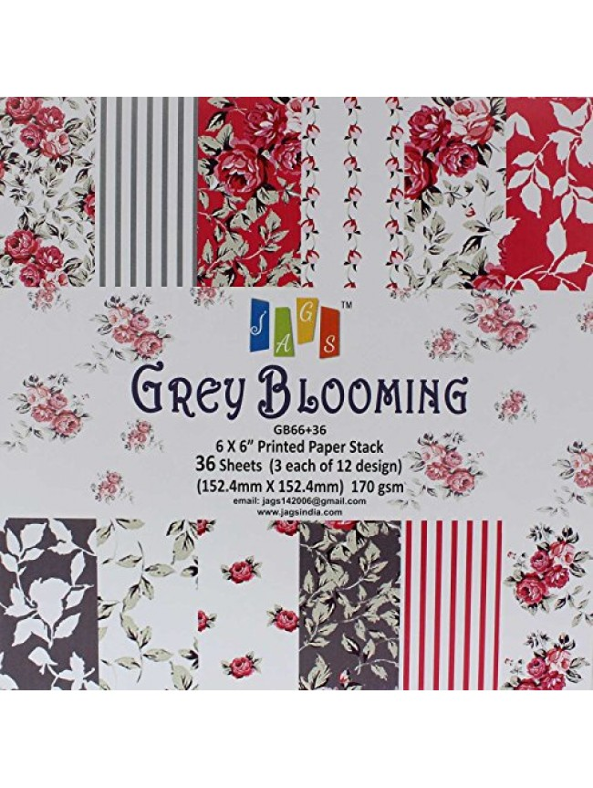 Grey Blooming
